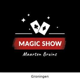 Goochelaar Groningen