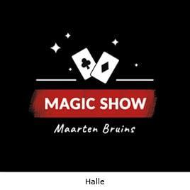 Goochelaar Halle