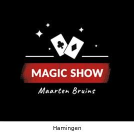 Goochelaar Hamingen