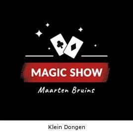Goochelaar Klein Dongen