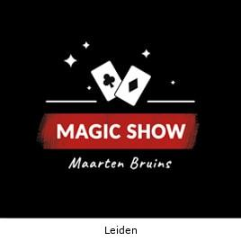 Goochelaar Leiden