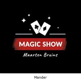 Goochelaar Mander
