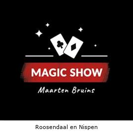 Goochelaar Roosendaal en Nispen