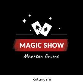 Goochelaar Rotterdam