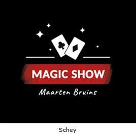 Goochelaar Schey