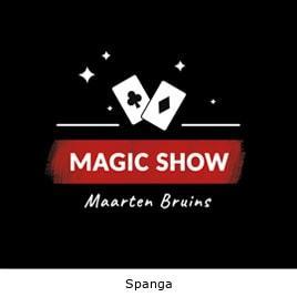 Goochelaar Spanga