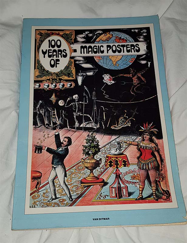 100 years of magic posters - van Ditmar