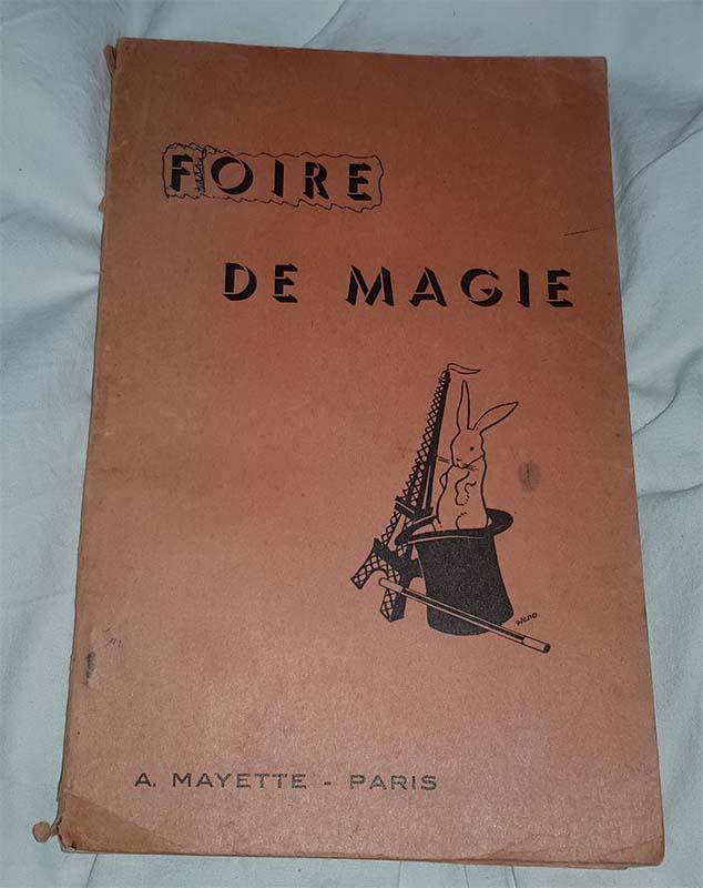 Foire de magie - A. Mayette