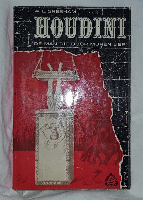 Houdini - W.l. Gresham