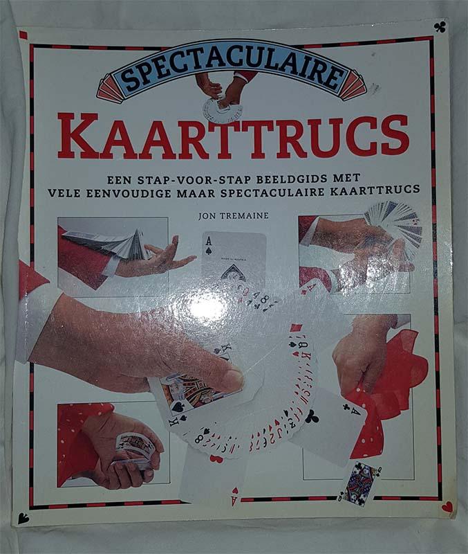 Kaarttrucs - Jon Tremaine