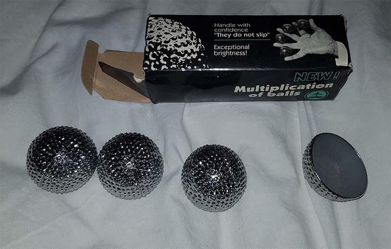 Manipulation balls