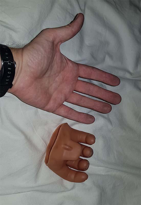 Nep hand