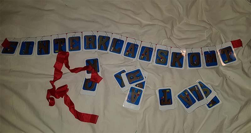 Sinterklaas kaartjes