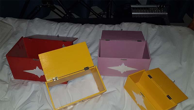 Verschillende kistjes 1